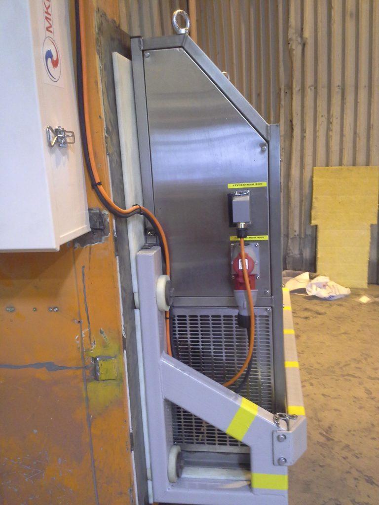 Smelter HVAC